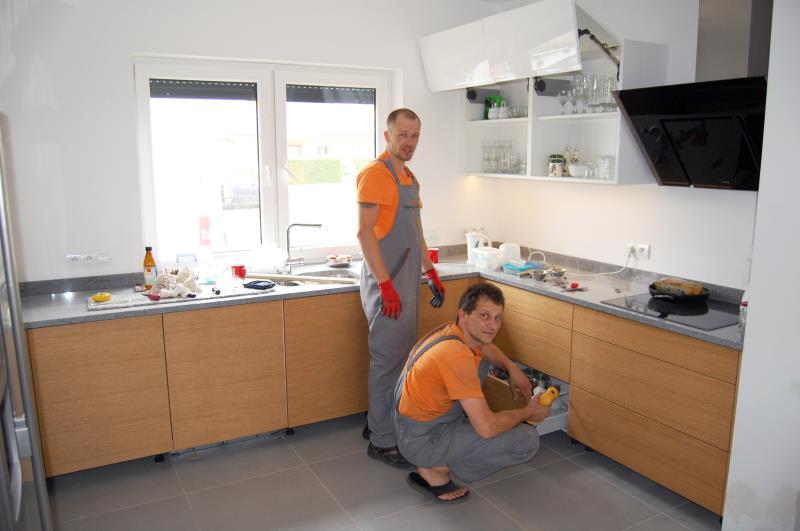 Dt Projekt Meble Kuchenne Indywidualnie Zaprojektowane
